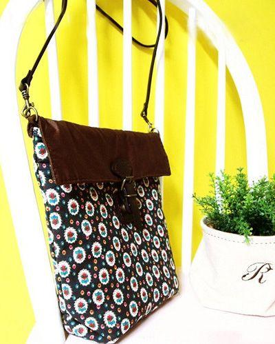DIY shoulder bag for you