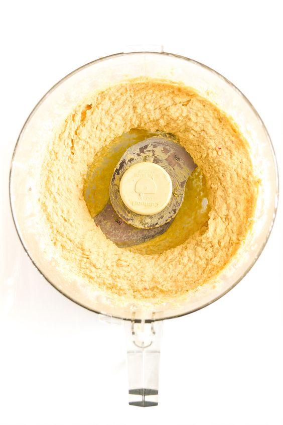 Horseradish Hummus | Things I Made Today