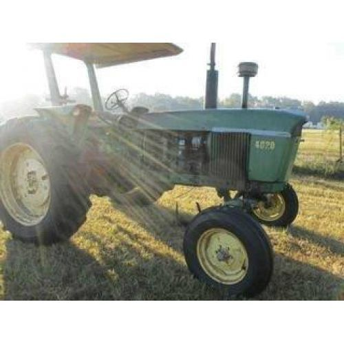 john deere 3020 tractor salvaged for used parts this unit is rh pinterest com