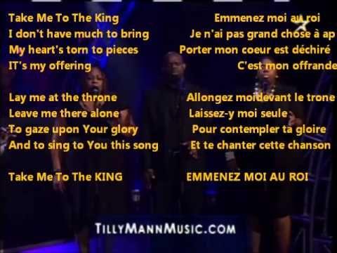 Wondrous Tamela Mann Take Me To The King Lyrics Traduction En Francais Hairstyles For Men Maxibearus
