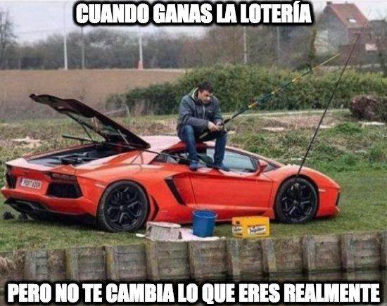 La Buena Vida No Te La Da El Dinero Fishing Memes Funny Memes Memes