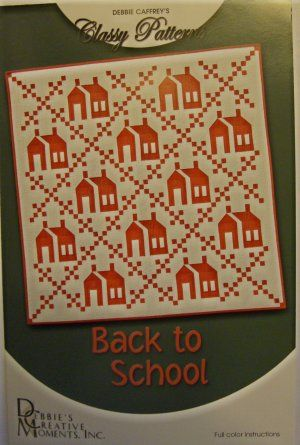schoolhouse quilts - Google Search
