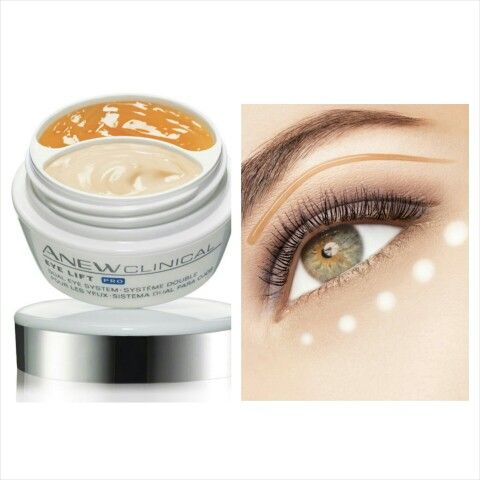 Need a lift?  Anew Clinical Eye Lift PRO Dual Eye System. Purchase yours today at my Avon eStore youravon.com/truetobeauty #fashion #women #eye #beauty #makeup