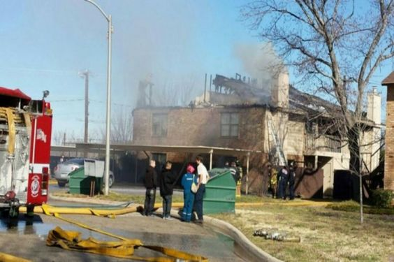 Family Displaced by Fire on GoFundMe - $515 raised by 4 people in 22 hours.