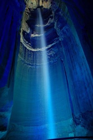Ruby Falls    Chattanooga, Tennessee