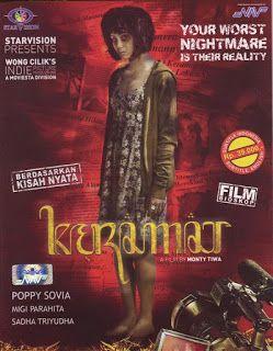 Film Horror Indonesia Keramat 2009 | Horror, Film and ...