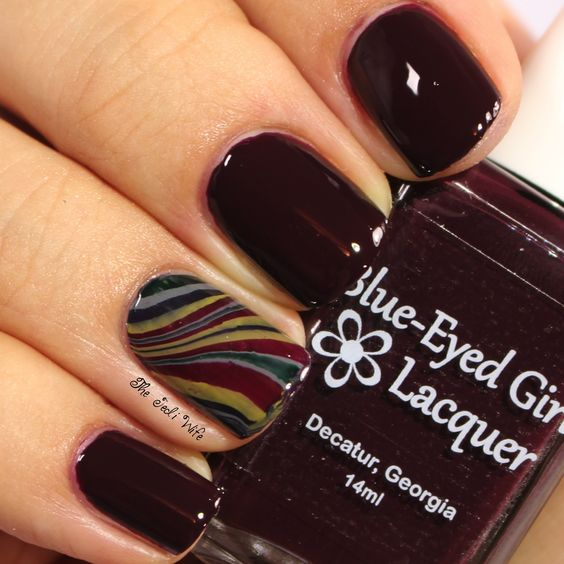 Blue-Eyed Girl Lacquer: Rent Boy  Foux du Fafa Collection