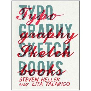 Typography Sketchbooks #Cover #TypographySketchbooks #Typography