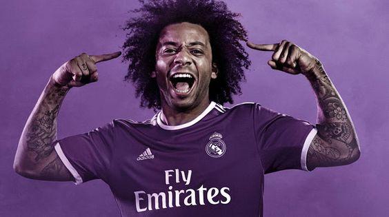 Ceci est le nouveau Maillot de foot Real Madrid pas cher Exterieur pour la saison 2016/2017;: