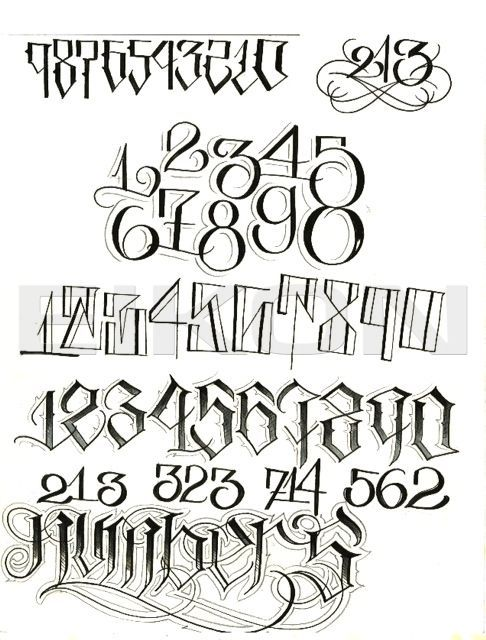 Image Result For Lettering Chicano Instagram Letras Do Alfabeto