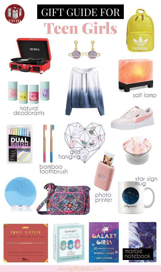 20 Unique Birthday Gifts For Teenage Girls 2020 Most Popular List