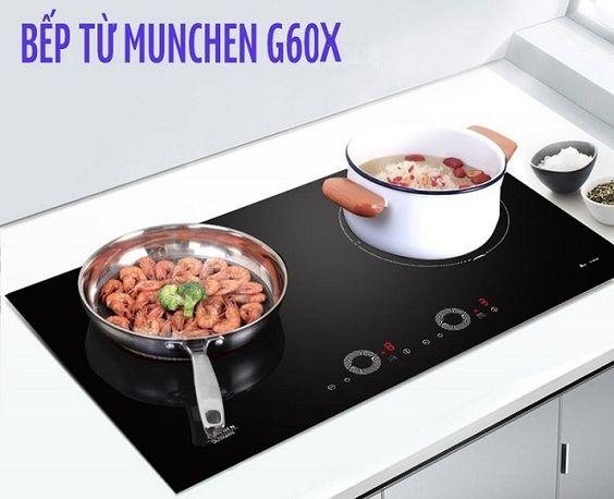 Bỏ ra hơn 15 triệu đồng người dùng nhận được gì khi mua bếp từ Munchen G 60X