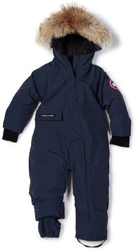 Canada Goose montebello parka online store - Canada Goose Unisex Infant/Toddler Baby Snowsuit - Created for ...