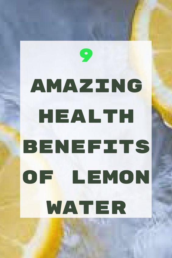 Lemon water benefits 3680