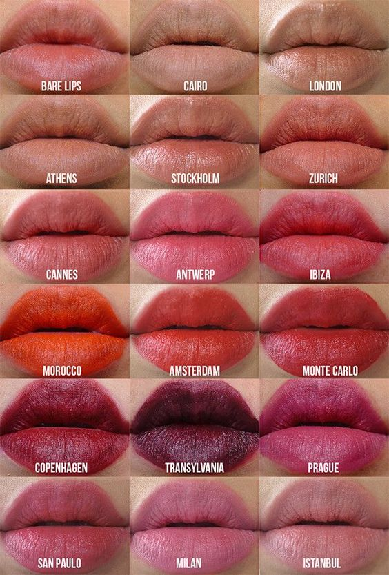 lip care tips lipstick shades for pale skin tones