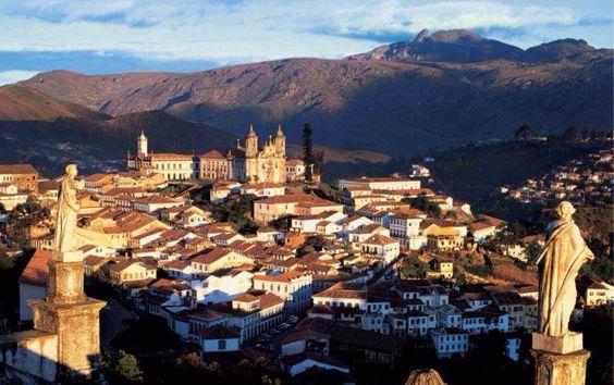 Brazilian Baroque Cities | Ouro Preto - Minas Gerais