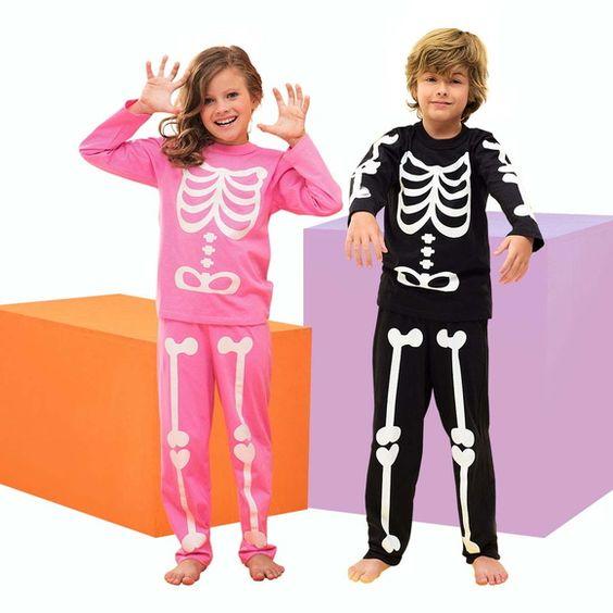 Pijama Esqueleto