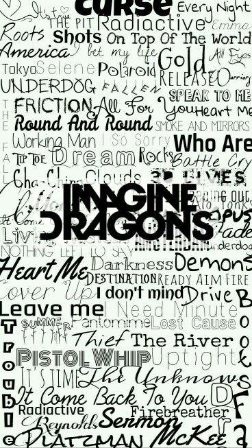Imagine Dragons Wallpaper ❤ ~AT