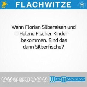 Flachwitze #21 - Helene Fischer Witze