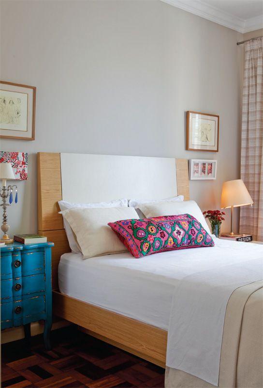Apartamento pequeno em Salvador: novo em folha com pequenas mudanças - Casa: