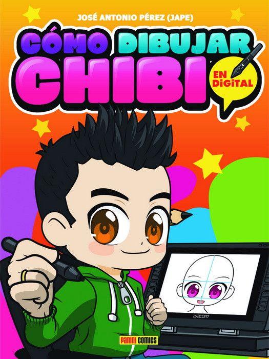 Como Dibujar Chibi En Digital Como Dibujar Chibi Como Dibujar Kawaii Como Dibujar