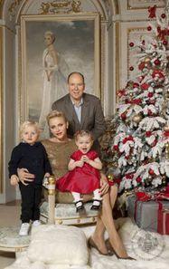 Famille princière de Monaco