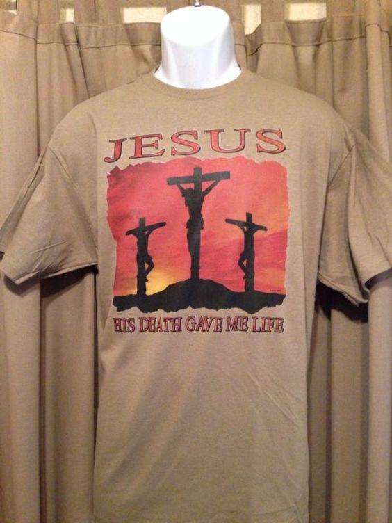 Jesus Christian t-shirt