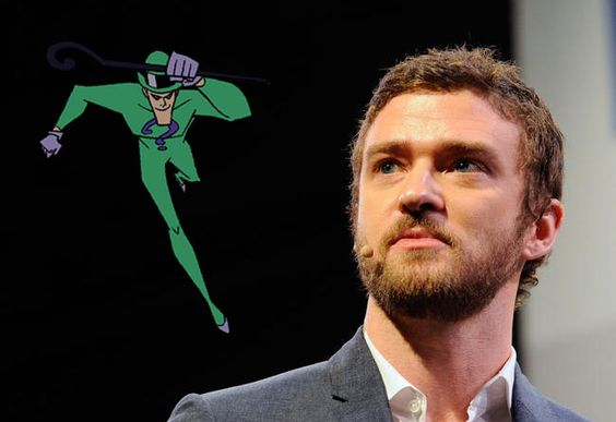 BATMAN VS SUPERMAN Justin Timberlake PICTURES PHOTOS and IMAGES