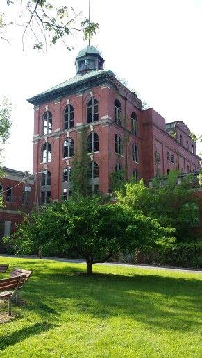 Allentown,  condemned buildings