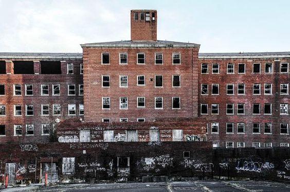 glenn dale hospital abandoned maryland 12 Unnerving Abandoned Asylums and Sanatoriums