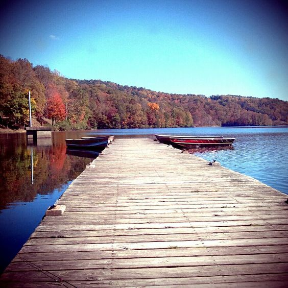 Plum Orchard Lake-West Virginia