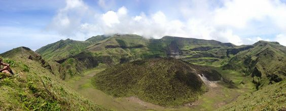 La Soufrière Volcano Hike, St. Vincent and the Grenadines