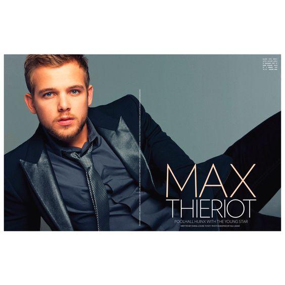 Max Thieriot...sweeeeet jesus: