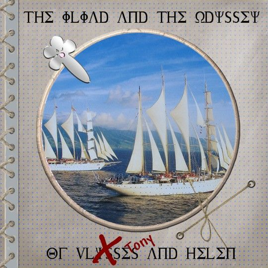 I need a thesis statement for my english essay on the Odyssey. HELP!!!?