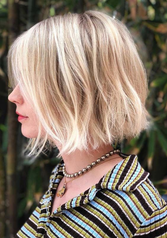 48 Stunning Blonde Bob Haircuts For Women To Try In 2018