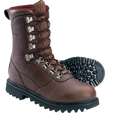 Cabela S 800 Gram All Leather Iron Ridge Hunting Boots