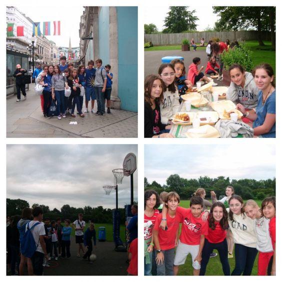Diario de Viaje 2: Oundle, julio 2012