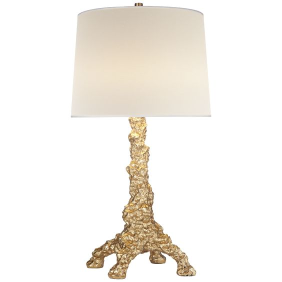 Gilded Pumpice #Table #Lamp #Mecox #interiordesign #home #decor #design #MecoxGardens