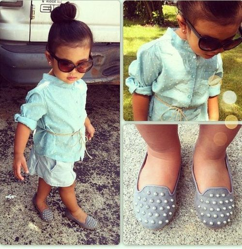 My style...and that of my future children!! Too cute