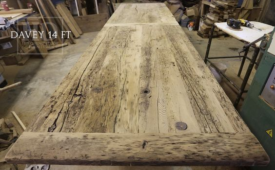 Reclaimed Hemlock Threshing Floor Unfinished | Harvest/Farm Tables |  Pinterest | Threshing Floor, Mexican Furniture And Reclaimed Furniture