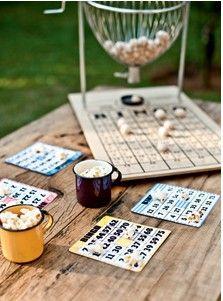 Brincadeiras de Festa Junina - Bingo: