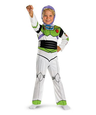 Another great find on #zulily! Buzz Lightyear Dress-Up Outfit - Boys #zulilyfinds