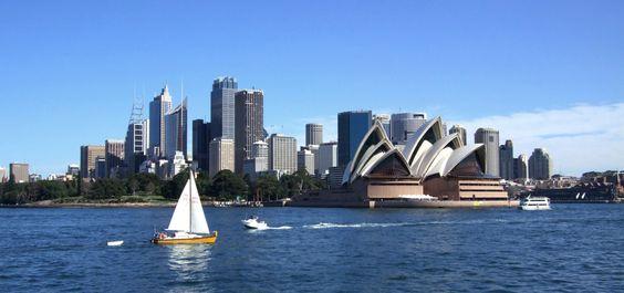 Informações básicas sobre a Austrália