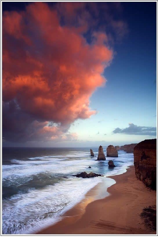 Twelve Apostles, Australia: Fantastic Places, Travel Places, Favorite Places Spaces, Australia Twelve, Australia Beach, Australian Beaches, Australia Places, Breathtaking Creations Places
