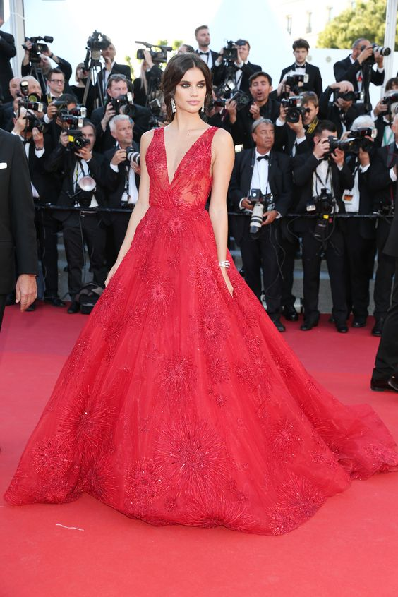 Sara Sampaio - 2017 Cannes Film Festival,