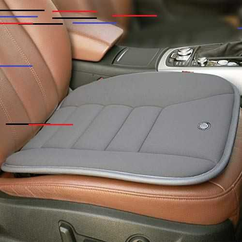 Diono Seat Bottom Protector Super Mat Protects Car Upholstery From Scratches Dents Wear And In 2020 Memory Foam Seat Cushion Car Seat Cushion Cushion Pads