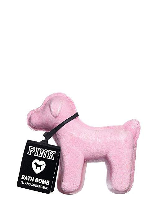 Amazon Com Victoria S Secret Pink Bath Bomb Pink Dog Beauty