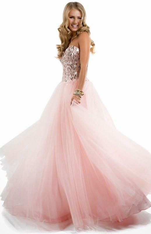 Nuevos Vestidos para Fiesta de 15 años 2015