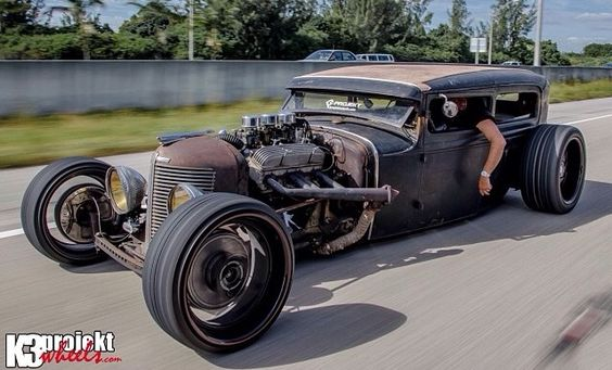 There is no way around it, every man needs one of these #hotrods in their life before they die! #cars