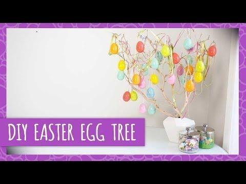 DIY Easter Egg Tree - HGTV Handmade